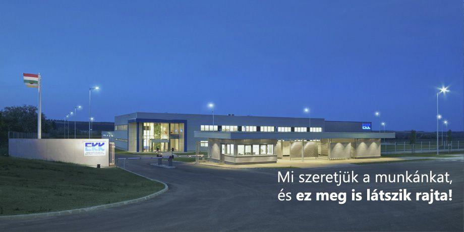 ipari üzem építészeti tervezése Maglód (Pest megye)