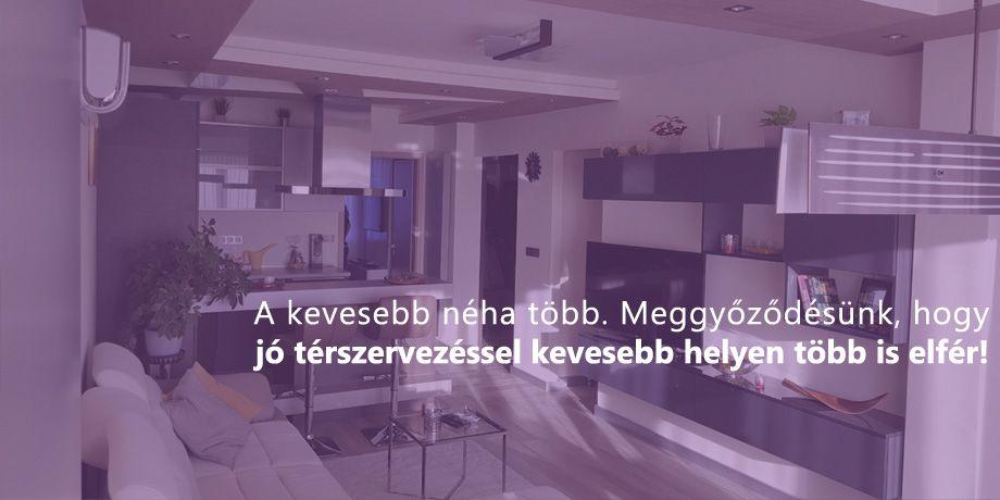 Társasházi lakás átalakításának belsőépítészeti tervezése Győrben (Győr-Moson-Sopron megye)